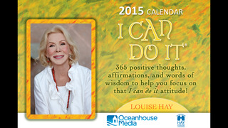 I Can Do It 2015 Calendar - Louise Hay screenshot 1