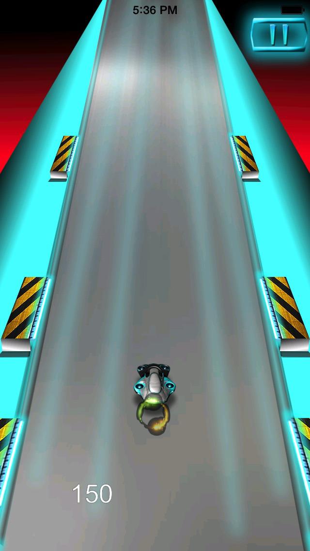 Air Car Police Chase screenshot 3