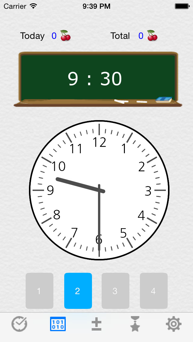 Fan Clock Free(Teaches How to Read The Clock) screenshot 4