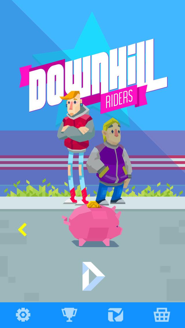 Downhill Riders screenshot 5