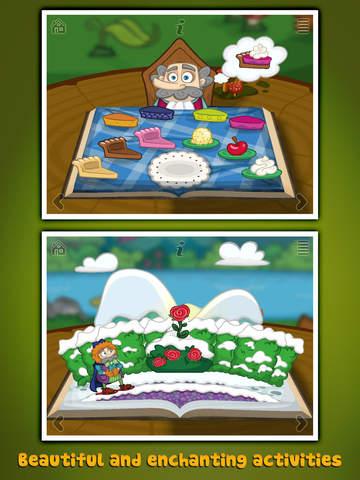 StoryToys Beauty and the Beast screenshot 8