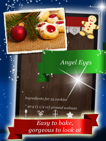 German Cookies and Treats - Recipes for Christmas and the Holiday Season screenshot 9