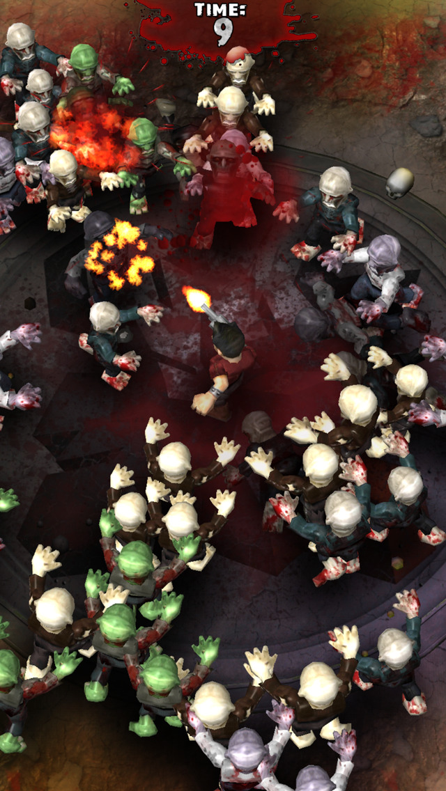Zombies: Dead in 20 Free screenshot #3