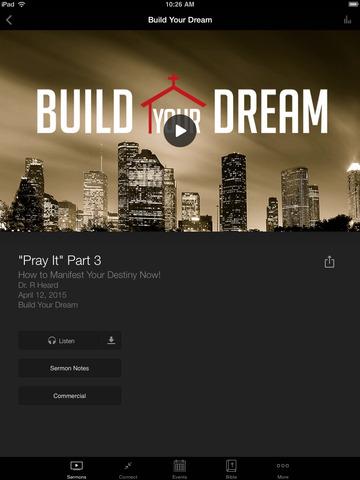 Inspire Church Houston screenshot 6