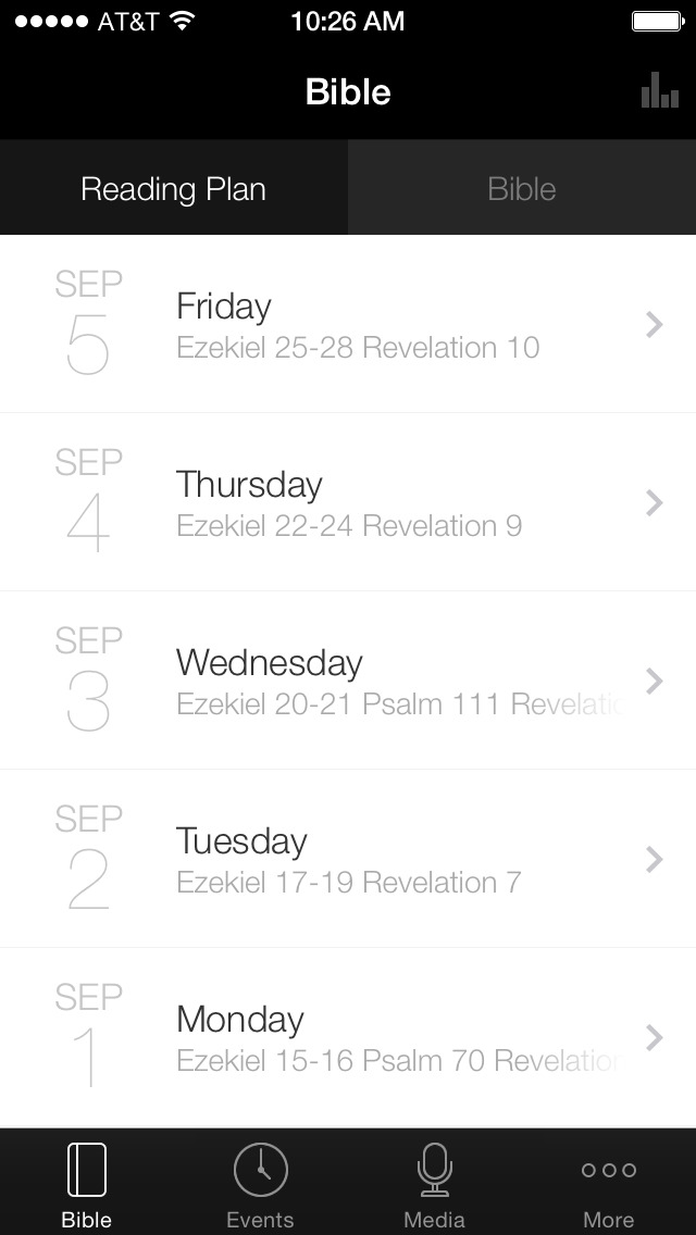United Campus Ministry screenshot 1