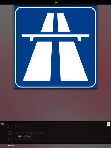 Traffic Signs Expert screenshot 6