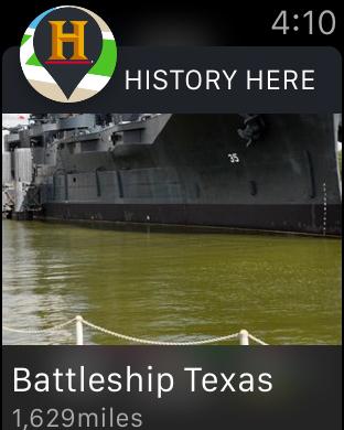 HISTORY Here screenshot 9