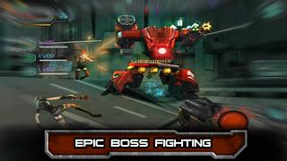 Bounty Hunter: Black Dawn screenshot 3