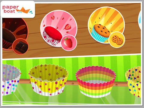 Cupcake Studio - Junior Chef's Dessert Maker Bakery with Baking and Cooking Games screenshot 6