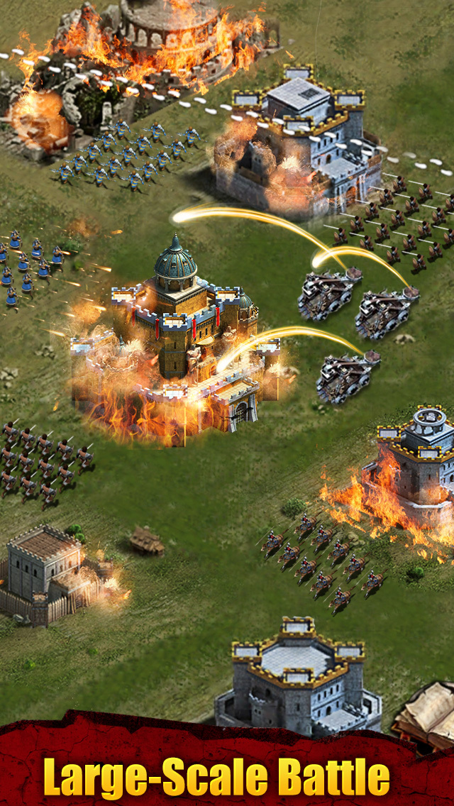 Clash of Kings - CoK screenshot #3