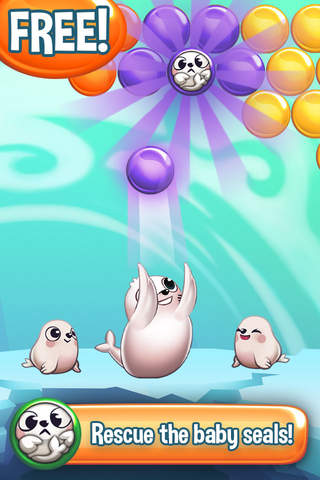 Bubble Burst - Bubble Shooter Puzzle Game - náhled