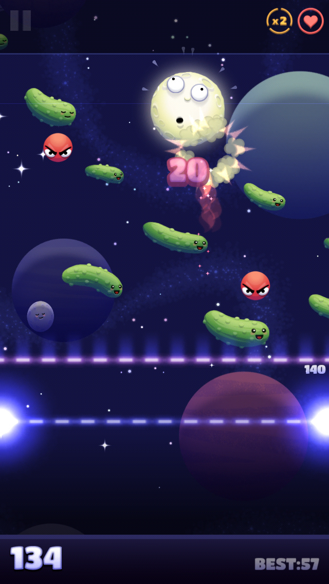 Shoot The Moon screenshot 2