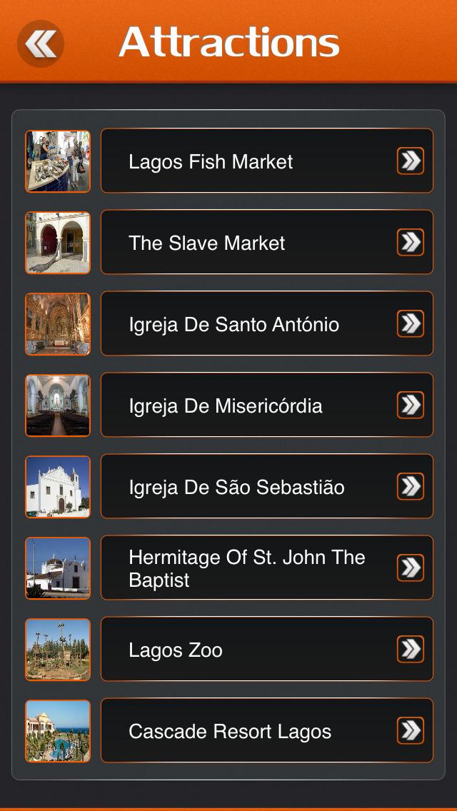Lagos Offline Travel Guide - Portugal screenshot 3