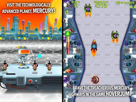 Pocket God: Journey To Uranus screenshot 8