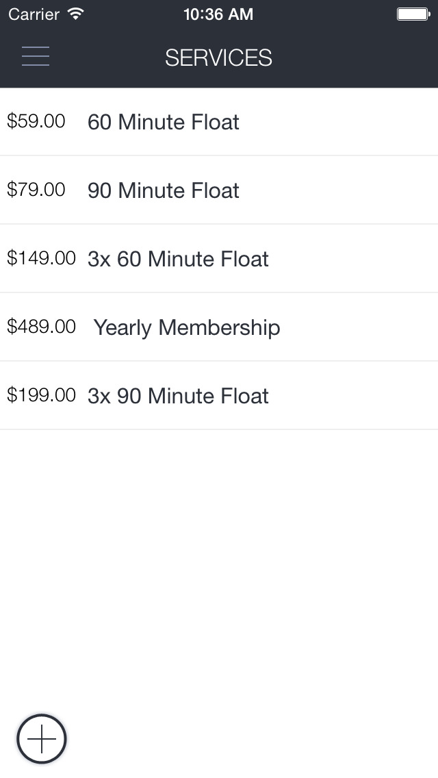 Float Shack Booking screenshot 2