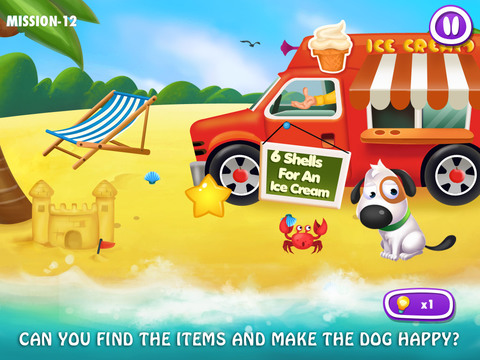 Dog Go Happy - Find the Hidden Objects screenshot 6