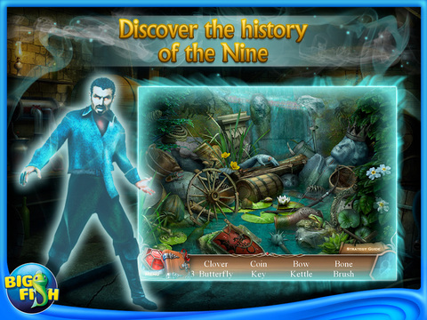 9: The Dark Side Collector's Edition HD - A Hidden Object Game with Hidden Objects screenshot #2