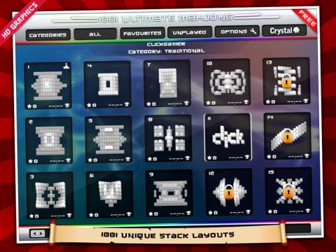1001 Ultimate Mahjong ™ screenshot 7