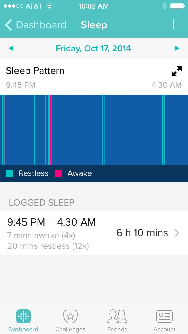 Fitbit: Health & Fitness screenshot 4
