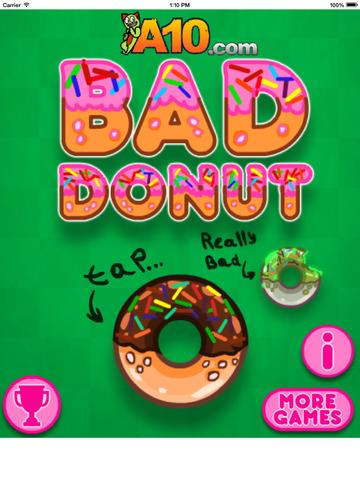 Bad Donut - Free Game screenshot 6