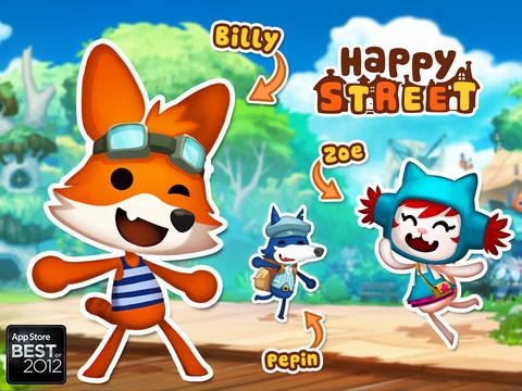 Happy Street screenshot 6