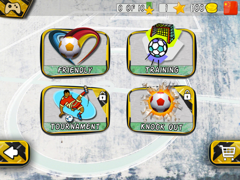 Street Soccer 2015 by BULKY SPORTS [Premium] screenshot 10