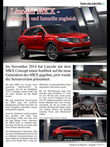 Autoguru.at Magazin screenshot 10
