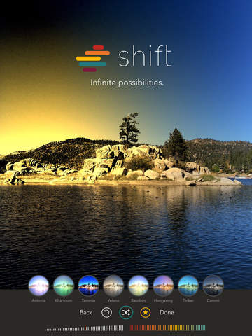 Shift - Create Custom Filters with Textures, Gradients, and Blends screenshot 10