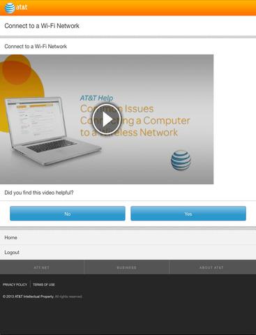 AT&T U-verse Troubleshoot & Resolve Mobile screenshot 6