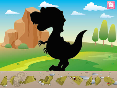 AAA³  Dinosaur game for preschool aged children´´ screenshot 10
