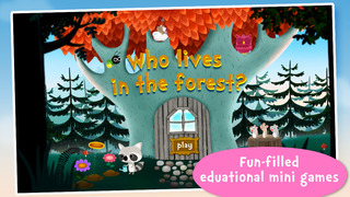 Who Lives in the Forest? screenshot 1