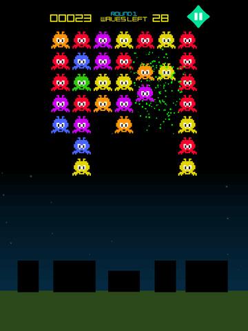 Earth Invasion - Galaxy Aliens vs United Alliance screenshot 7
