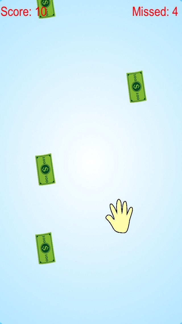 Be a rich man - pick up money on the road free screenshot 1