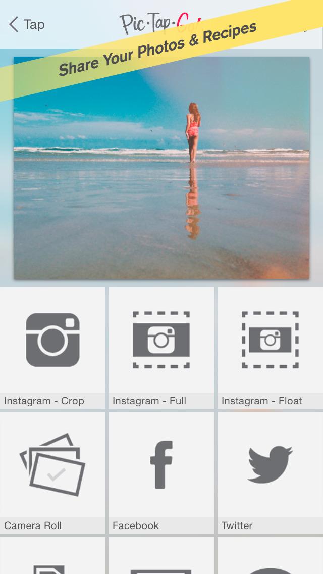 PicTapGo - Photo Editor screenshot 5