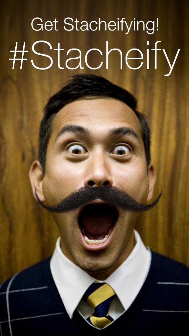 Stacheify - Mustache face app screenshot 5