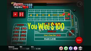 My Craps Lucky Seven screenshot 2