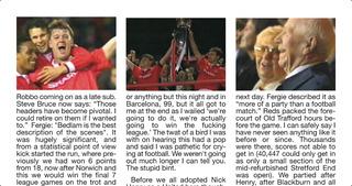 Red News Fanzine screenshot 3