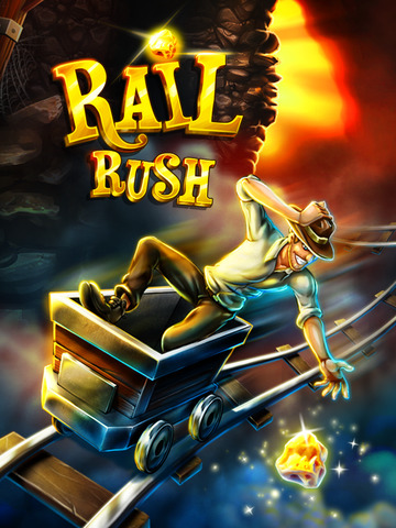 Rail Rush screenshot 6