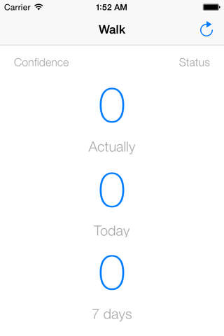 steply - the clever little step monitor - náhled