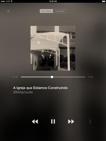 Igreja Batista M de Alphaville screenshot 5