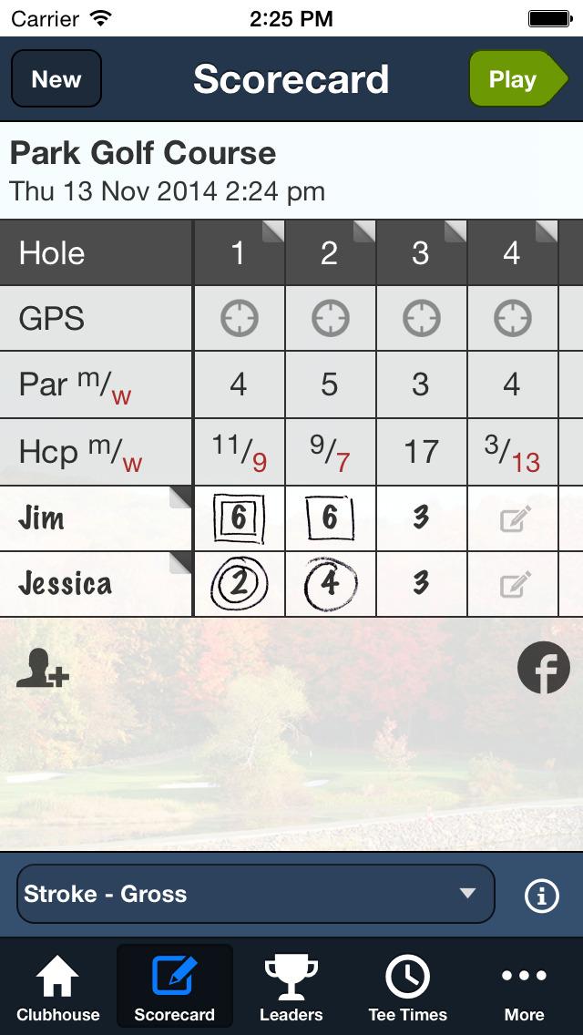 Richter Park Golf Course screenshot 4