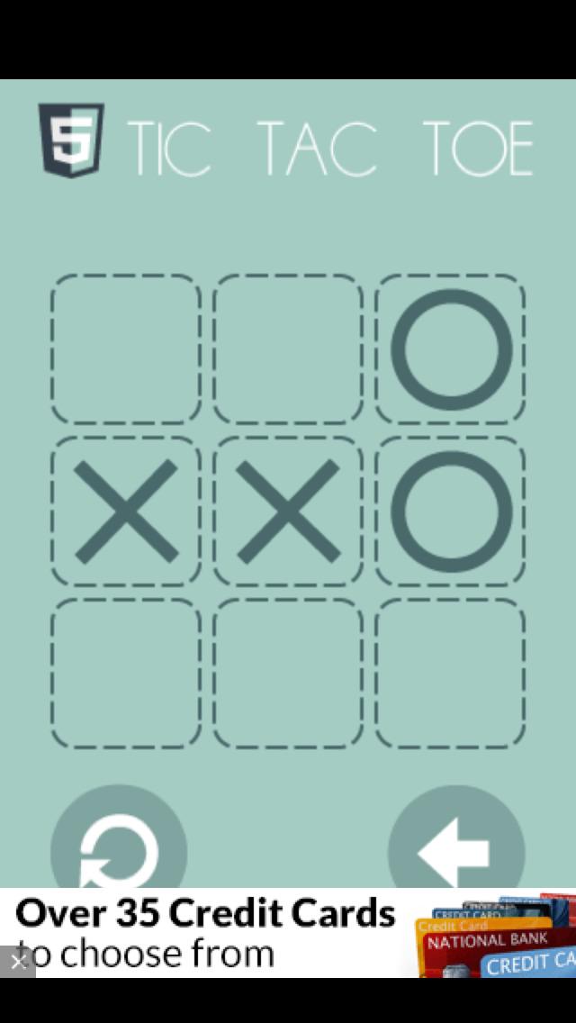 Math Tic Tac Toe screenshot 3