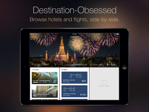 Expedia: Hotels, Flights & Car screenshot 6