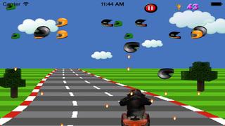 Crazy Bike Racing PRO screenshot 3