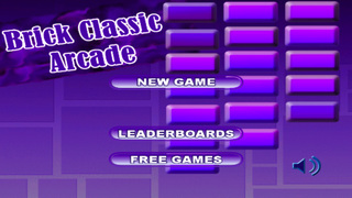 Brick Classic Arcade screenshot 2