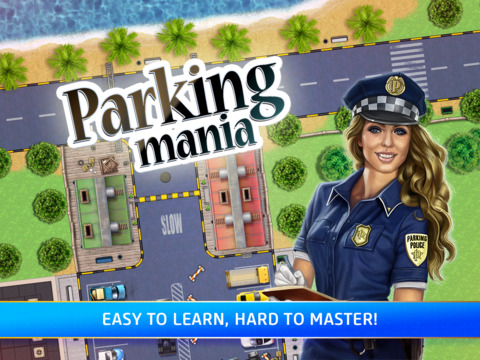 Parking Mania HD Free screenshot 1
