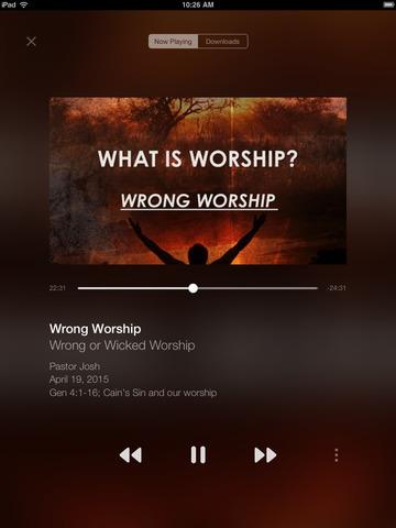 Fordoche Baptist Church screenshot 5