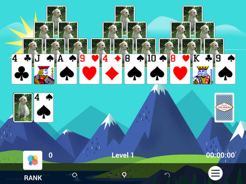 TriPeaks™ Solitaire screenshot 5