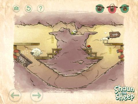 Shaun the Sheep - Home Sheep Home 2 screenshot #2
