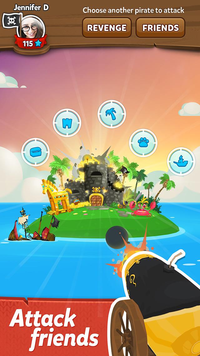 Pirate Kings™ screenshot 3